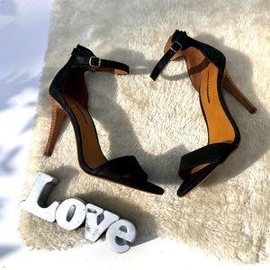 Lucky Brand   Juliette Open Toe Heel Size 8.5M